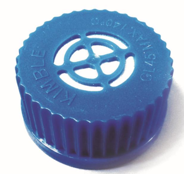 可反复灭菌的安全透气瓶盖